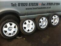 vw bora wheels r16