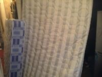 Double mattress,immaculate ,£35.00
