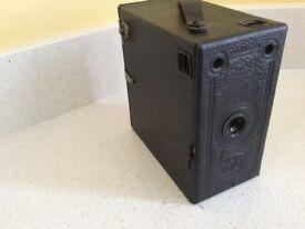 Vintage...Houghton Ensign Box Camera