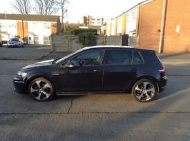 2013 new shape golf gti hip clear Bahrain at only £14500 Ono px poss