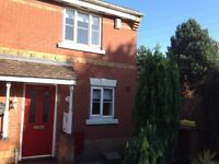 Modern Semi Detached House to rent in Walsall