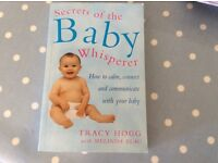 Secrets of the baby Whisperer book, how to clam, connect and communicate with your baby