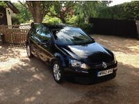 MUST SELL - moving overseas Volkswagen Golf 1.6 TDI BlueMotion Tech Match Final Edition 5dr