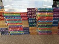 Beast Quest BIG Bundle 78 books series 1-11 & specials