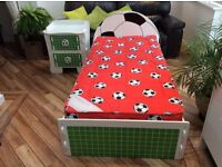 Child's football bed