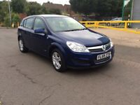 2009 Vauxhall Astra 1.8 Automatic.