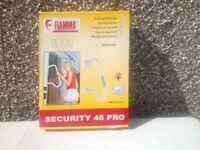 Motorhome security handle