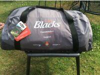 Blacks Constellation Series 2 three berth tent