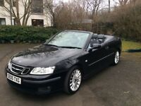 The best ever Sabb convertable lowest miles two owners 1 yrs mot