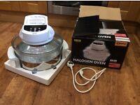 Halogen Oven like new !