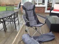 Kentucky high back camping chairs