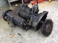 Series 3 Land Rover gear box