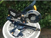 Mac Allister laser guided mitre saw