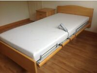 'Volker' healthcare bed