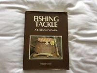 Fishing tackle book