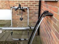 Renault Espace Bike Rack and roof bars. Dedicated for Renault Espace - Will take 3/4 bikes