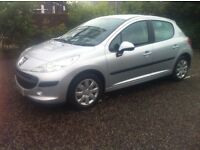 PEUGEOT 207 S HDI - DIESEL - 5 DOOR - ��30 A YEAR TO ROAD TAX