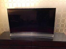 Samsung hu8500 4k 3D tv.