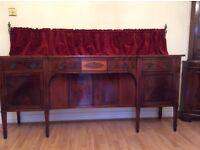 Regency Dresser/Sideboard