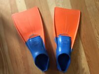 Child's flippers for swimming Size 30-33 (12-1.5)