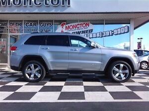 2015 Jeep Grand Cherokee Limited NAV/Back-up cam