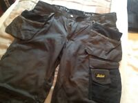 Snickers work trousers (New) 38W 35L