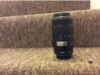 Canon UltraSonic 75-300mm lense for Canon models. Great condition!