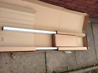 TRANSIT CONNECT 2013 ROOF BARS (X2) BRAND NEW UNUSED WITH LOAD STOPS BOXED, £50