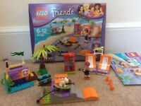 LEGO FRIENDS SKATE PARK