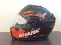 Shark speed R L Helmet