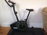 York Fitness Active 100 Exercise Bike, £70