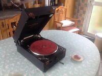 Rare viva-tonal Columbia gramophone