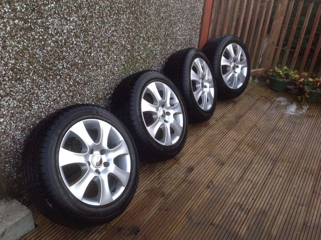 winter tyres and wheels