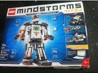 lego mindstorms nxt 2.0 all lego bags in the box are all sealed new