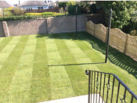 Turfing |paving | raised planting beds | Supply and install Bark & Gravel | Landsacping| tidy ups