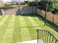 CK TURFING & LANDSCAPES -turfing/paving/bark/gravel/landsacaping/garden tidy ups