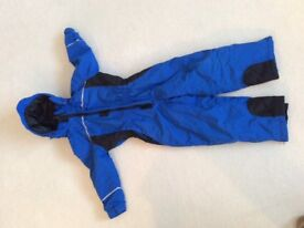 Child's snow suit
