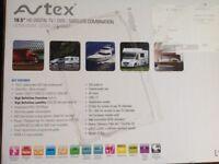 AVTEX L187DRS 18.5inch HD Digital TV / DVD / Satellite Combination Television