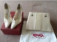 Renata shoes and Hand Bag