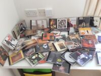 Approx 150 CD's various types majority modern,some classical