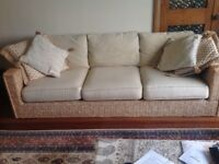 A 3 seater sofa from Next for only £120