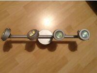 IKEA 4 Spot Lamp Light Fixture