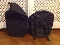 Buggy accessories: Phil and Ted pannier bags