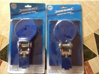 Wooden and laminate flooring clamps x2