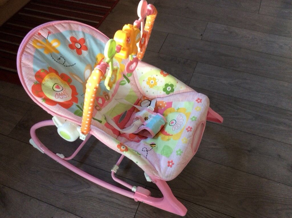 Phenomenal Baby Vibrating Rocking Chair In Halifax West Yorkshire Gumtree Short Links Chair Design For Home Short Linksinfo