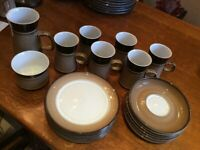 Denby Country Cuisine China (64 pieces)