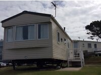 2 bedroom static caravan for sale in Weymouth Dorset *no age limit*