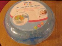 Microwave steriliser for milk bottles BRAND NEW £5
