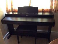 Roland HP236 full size digital piano