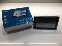 SAT NAV Garmin Drive 50LM UK Brand New